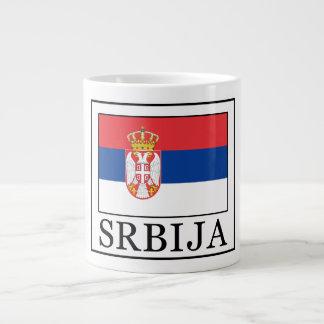 Srbija Large Coffee Mug