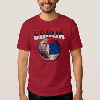 Srbija Serbia flag Beli Orlovi Gifts for Serbians T Shirt