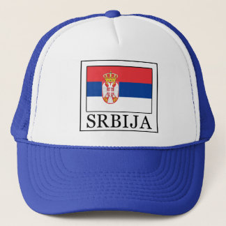 Srbija Trucker Hat