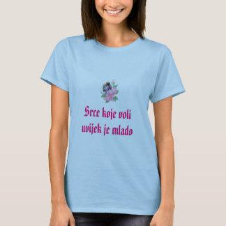 Srce koje voli T-Shirt