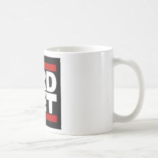 SRD PET mug (front logo)