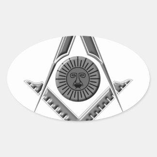 srdeacon oval sticker