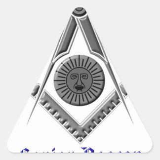 srdeacon triangle sticker