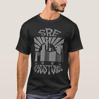 SRE Khustums Metro Theme T-Shirt