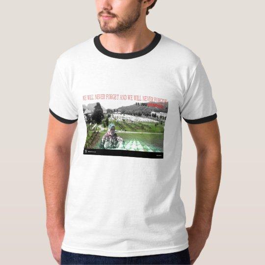 srebrenica, bosna i hercegovina T-Shirt