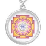 Sri Chakra Goddess Shri Lalitha Tripura Sundari Necklaces