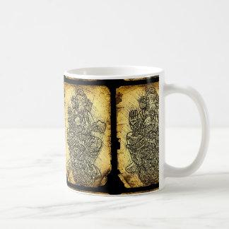 Sri Ganesha Antique Design Mug