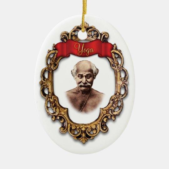 Sri Lahiri Mahasaya Yoga Ornament