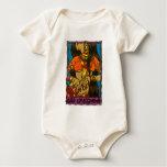 Sri Lakshmi Baby Bodysuit