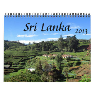 sri lanka 2013 calendar