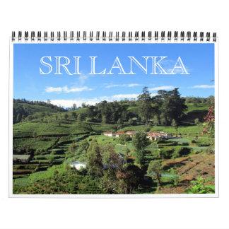 Sri Lanka Calendarios De Pared