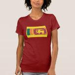 Sri Lanka Camisetas