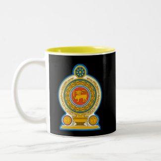 SRI LANKA*- Ceramic Mug
