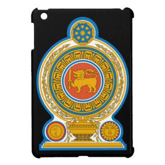 Sri Lanka Coat of Arms iPad Mini Covers