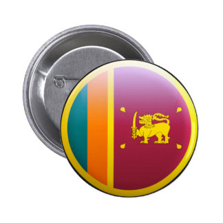Sri Lanka Flag Button