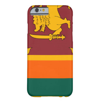 Sri Lanka Flag Barely There iPhone 6 Case