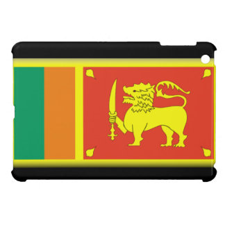 Sri Lanka Flag iPad Mini Case