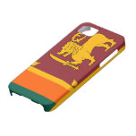Sri Lanka Flag iphone 5 case