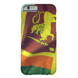 sri lanka flag iPhone 6 case