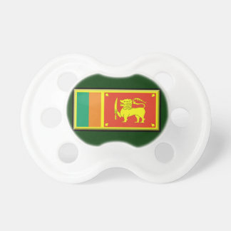 Sri Lanka Flag Pacifiers
