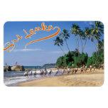 Sri Lanka Imanes Rectangulares