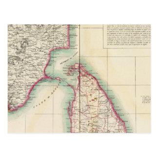 Sri Lanka, la India 108 Postales