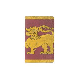Sri Lanka Libreta De Bolsillo Moleskine