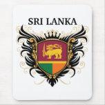 Sri Lanka [personalize] Mouse Pad