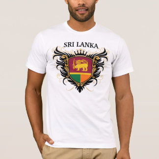 Sri Lanka [personalize] T-Shirt