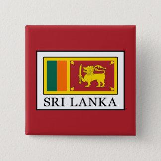 Sri Lanka Pinback Button
