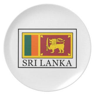 Sri Lanka Plato