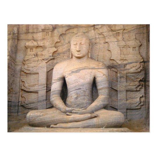 Sri Lanka - Polonnaruwa - Gal Vihara Postcard Zazzle.com