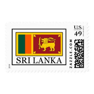 Sri Lanka Postage