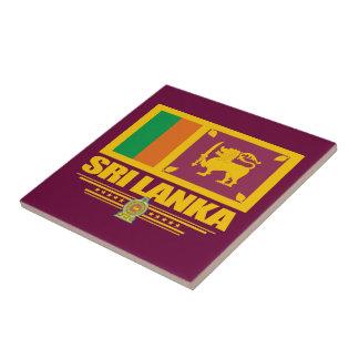 Sri Lanka Pride Tile
