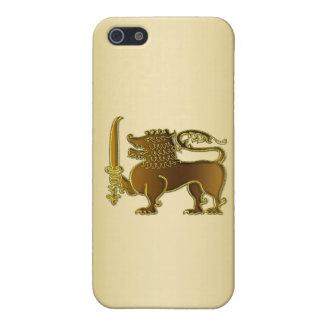 Sri Lanka royal  iPhone SE/5/5s Case