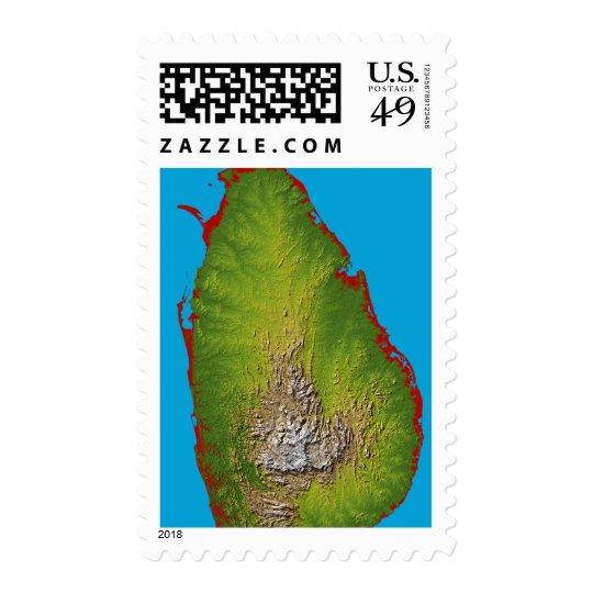 Sri Lanka Sellos Postales