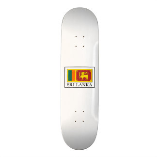 Sri Lanka Skateboard Deck