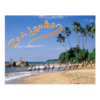 Sri Lanka Postales