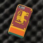 Sri Lanka Tough iPhone 6 Case