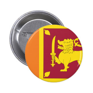 Sri Lankan Flag Button