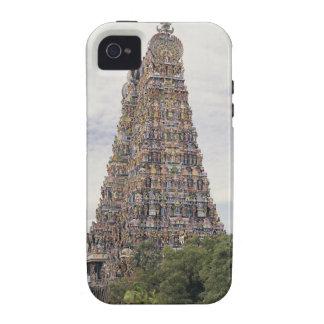 Sri Meenakshi Amman Temple, Madurai, Tamil Nadu, iPhone 4 Case