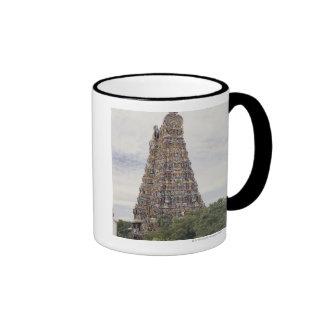 Sri Meenakshi Amman Temple, Madurai, Tamil Nadu, Ringer Coffee Mug