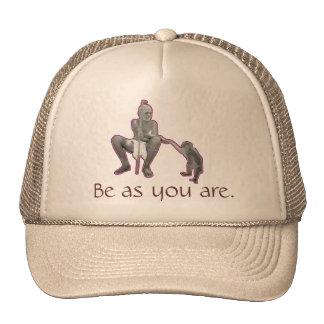 Sri Ramana Maharshi, Be as you are. Trucker Hat