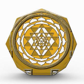 Sri Yantra Bronze Award