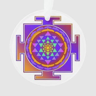 SRI YANTRA full colored + your ideas Ornament