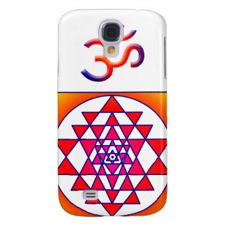 Sri Yantra Funda Para Galaxy S4