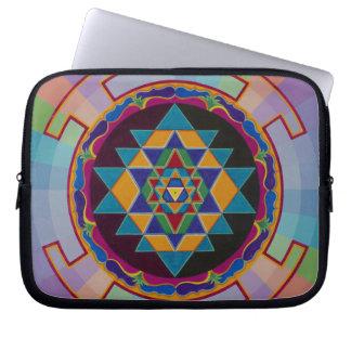 Sri Yantra Lap Top Sleeve Laptop Computer Sleeves
