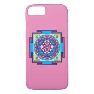 Sri Yantra Mandala iPhone 8/7 Case