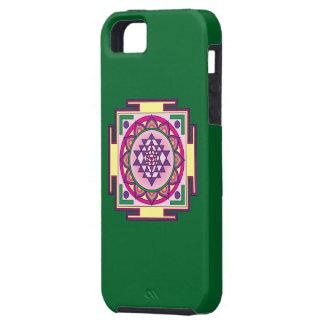 Sri Yantra Mandala iPhone SE/5/5s Case