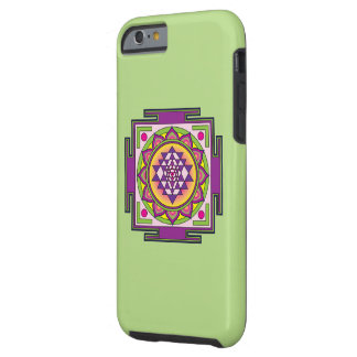Sri Yantra Mandala Tough iPhone 6 Case